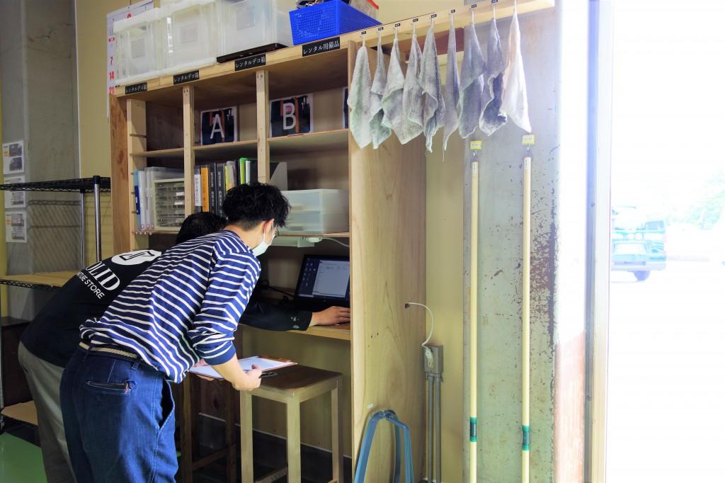ミヤモト家具 配送・倉庫管理の仕事 最高ですよ! (2)
