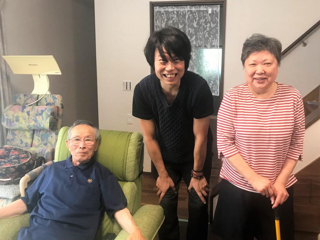 ミヤモト家具 社長ブログ 高場さんの家具は自分が守る!