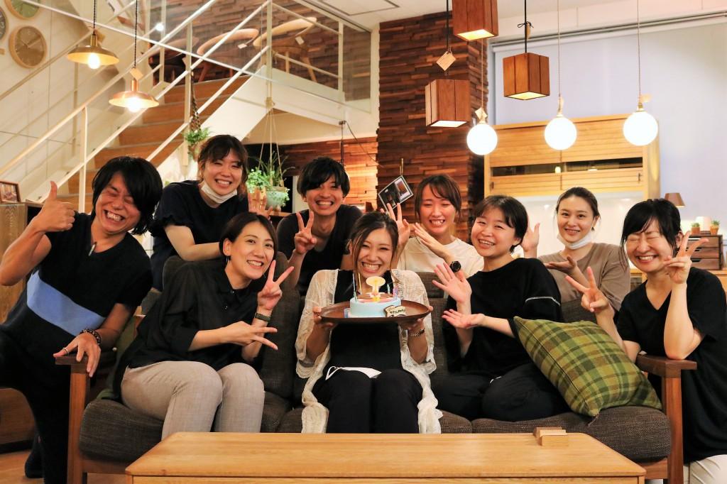 中村友香26歳誕生日【2020.08.23】 (1)