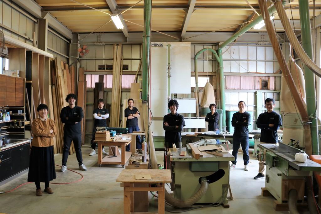 ミヤモト家具 Vintage factory 7人の侍と1人の女の物語 (3)