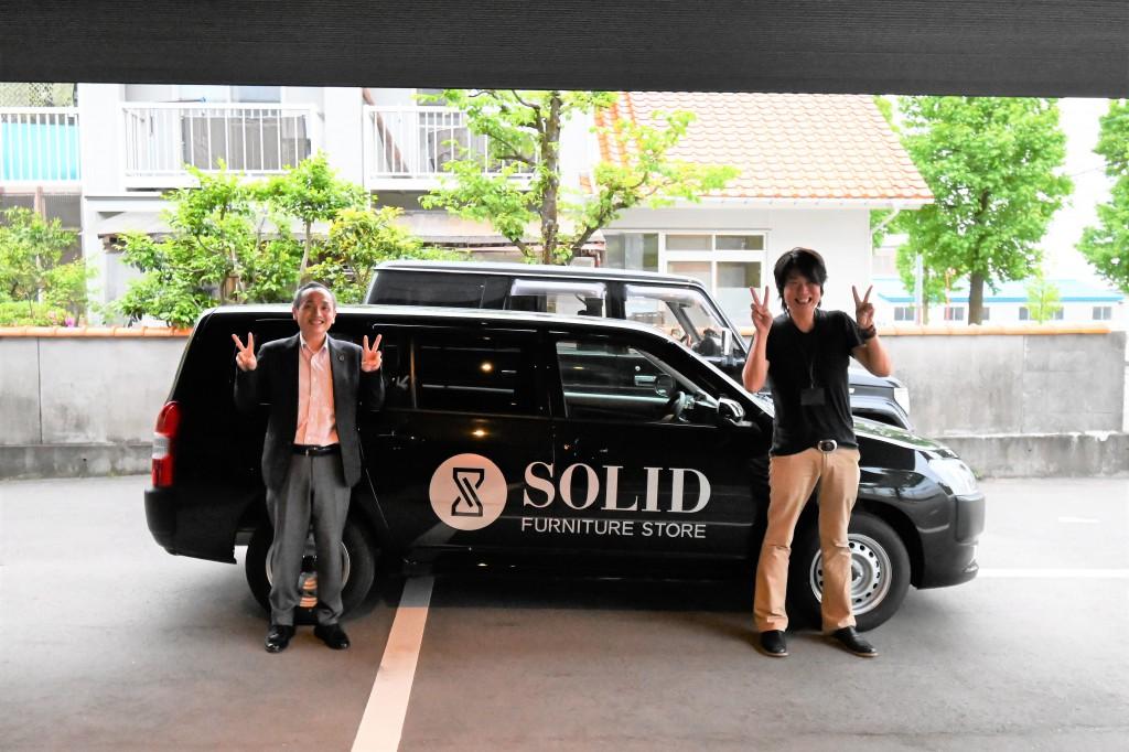 岡所長SOLIDカー CAR (3)