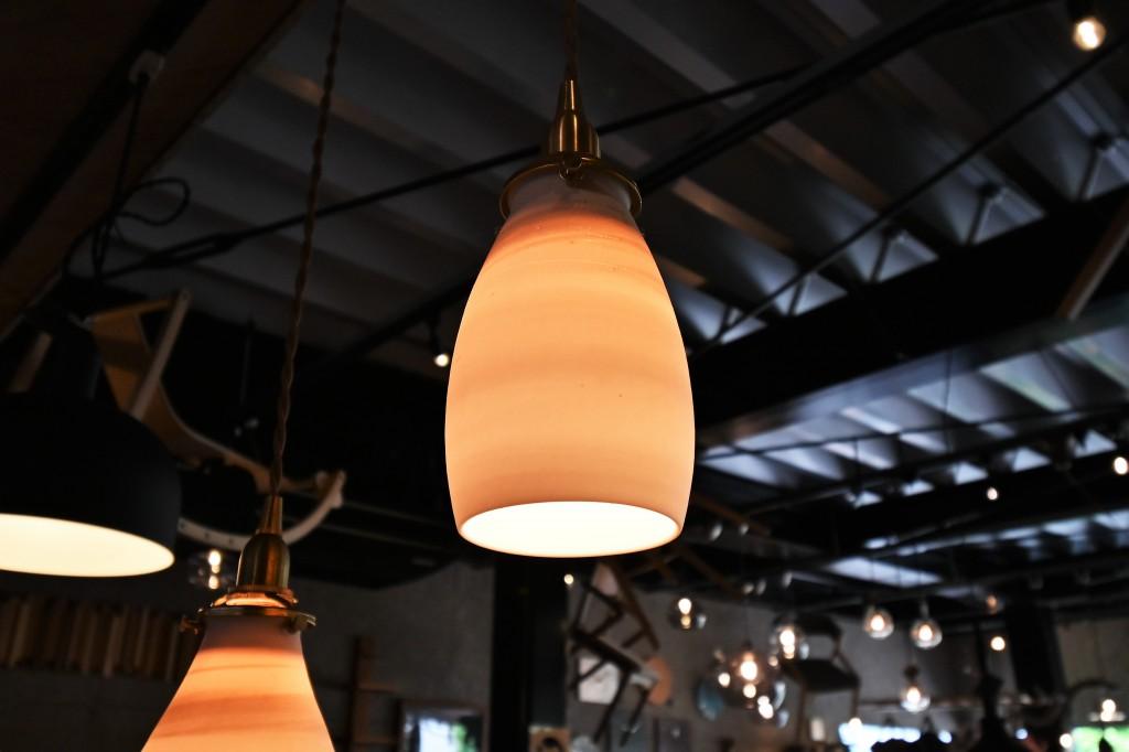 陶器照明 AFオリジナル ミヤモト家具 SOLID富山・金沢 RENSEY (3)