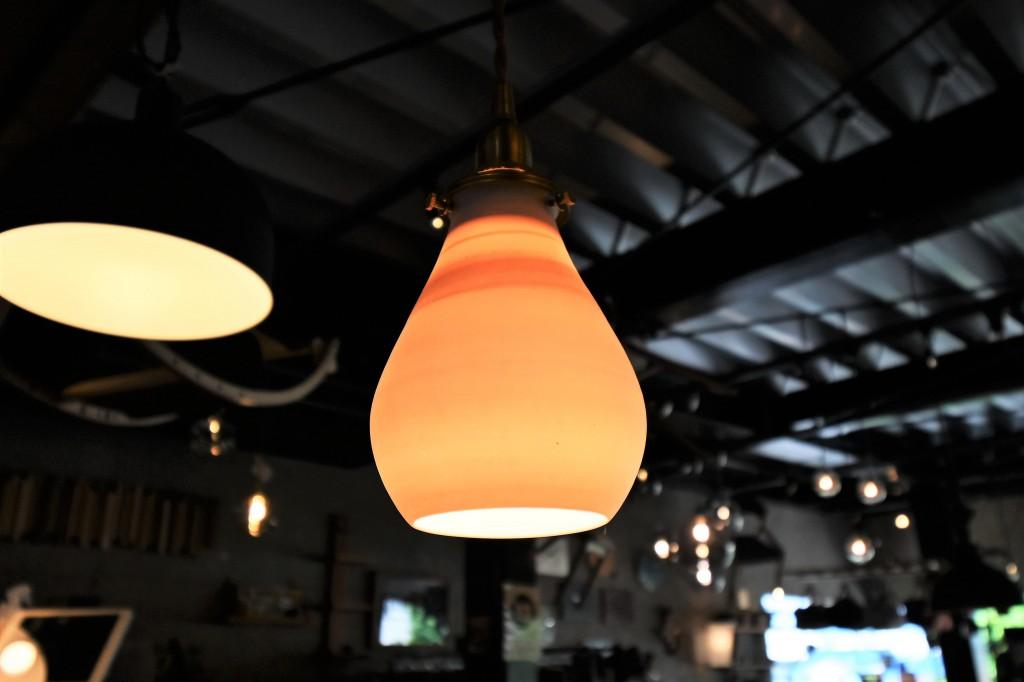 陶器照明 AFオリジナル ミヤモト家具 SOLID富山・金沢 RENSEY (4)