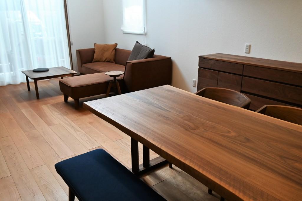 K様 インテリア・コーディネート・ミヤモト家具・SOLID金沢