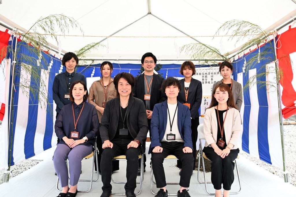 RENSEY金沢 本店 地鎮祭【2021.06.22】 (2)