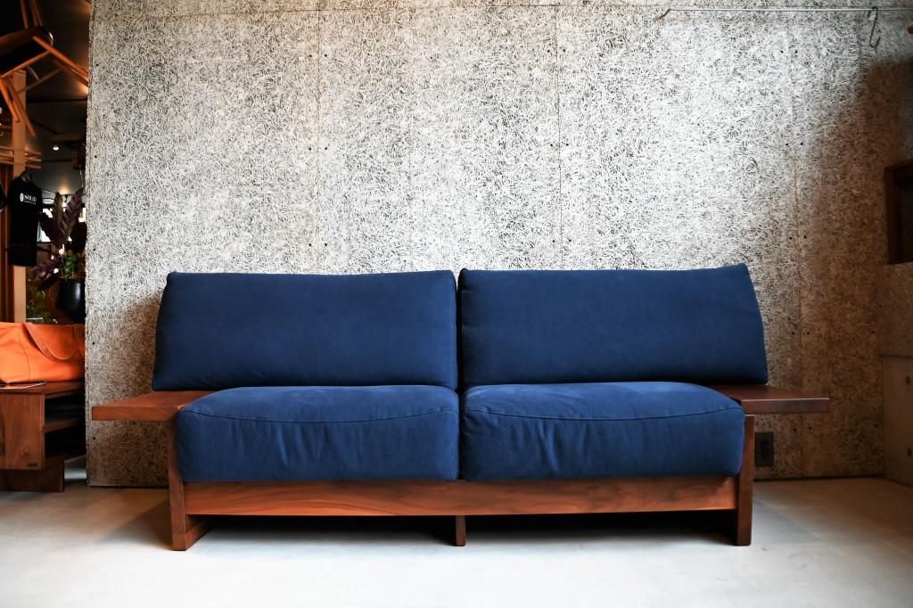SOLID SOFA 2台限定!珠玉のソファー!SOFA!富山・金沢 ミヤモト家具SOLID  (1)
