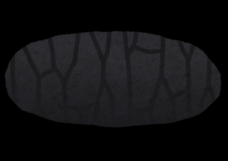 穴のイラスト