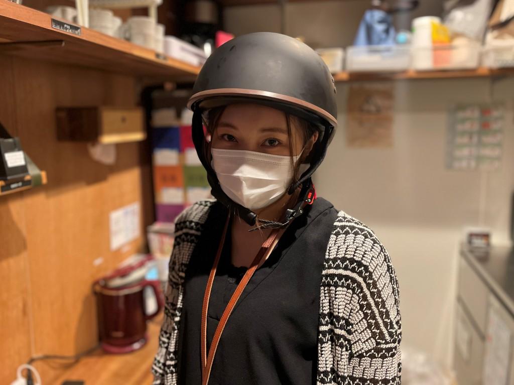 バイク半ヘルメット購入【ミヤモト家具社長ブログ】 (2)