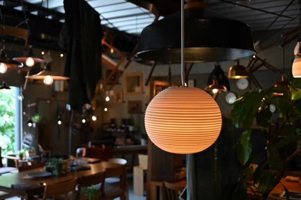 Transparent-Toki Pendant Light E type照明 (2)