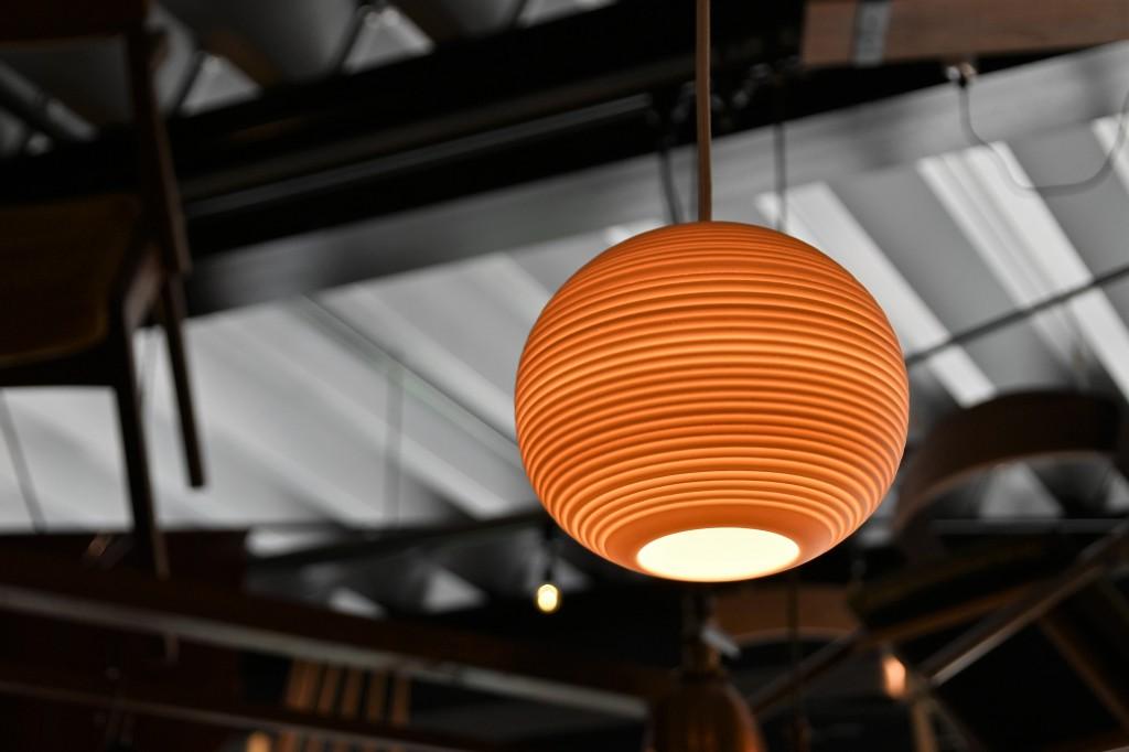 Transparent-Toki Pendant Light E type照明 (3)